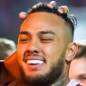 Addin Fonua-Blake the star as Des inspires another Manly shock
