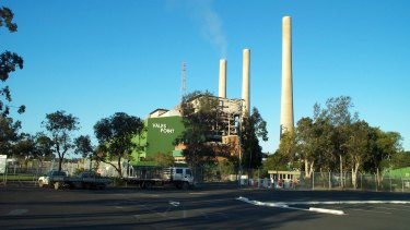 Mr St Baker plans to rebuild the demolished Vales Point A power station.