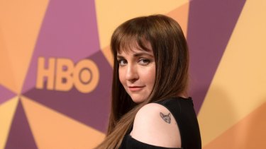 Lena Dunham is one of many contemporary creators inserting confession into their work.