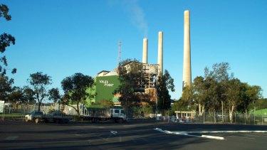 Mr St Baker plans to rebuild the demolished Vales Point A power station.