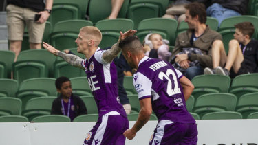 Damning: Andy Keogh (left) has little time for the Usain Bolt experiment.