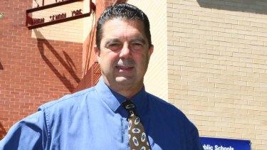 NSW Secondary Principals' Council president Chris Presland.