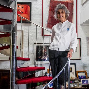 Claudia Hyles, 71.