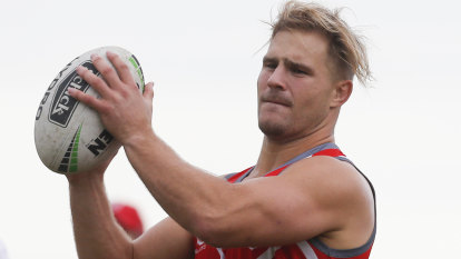 'We learnt from last year': Dragons wary of raising hopes before de Belin court date