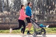 "The current study and other research suggest, he says, that physical activity, before and during pregnancy, and by both the expectant mother and father, ""should absolutely be encouraged."""