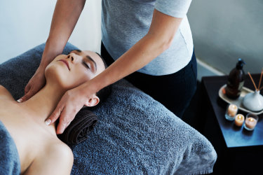 The massage was beneficial for my mind – it's been shown that massage can also help to reduce cortisol levels and stress.