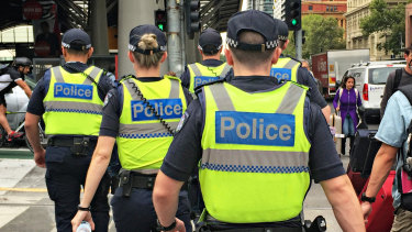 Victoria has experienced a relatively flat crime rate.
