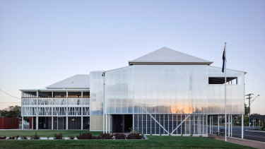 Barcaldine's century-old landmark, the Globe Hotel, has been selected to represent Australia at the 2018 Venice Architecture Biennale.