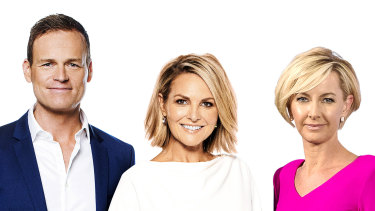 Today will be hosted by Georgie Gardner and DebKnightin 2019, with Tom Steinfort reading the news.