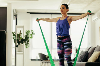 Resistance bands could give you more bang for your buck than some other equiptment.
