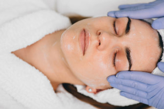 The facial will help brighten up the face, clear clogged pores and exfoliate dead skin cells, especially after the party season.