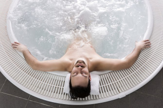 It may take a few sessions for your body to get used to the sensations.