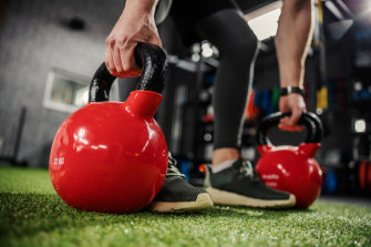 Men and women who reported strengthening their muscles a few times a week, for a weekly total of one to two hours, were about 30 per cent less likely to get obese over the years, based on waist circumference or body-fat percentage.