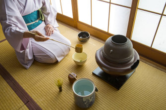 The Japanese tea ceremony, known as Sado, is about much more than tea.