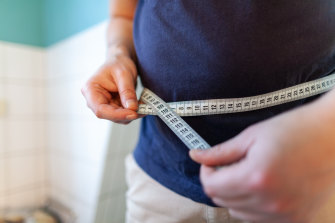 Swap your scales for a tape measure.