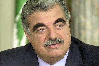 Rafik al-Hariri, the Prime Minister of Lebanon, died in a massive car bomb explosion in 2005.