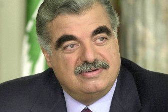 Rafik al-Hariri, the Prime Minister of Lebanon, died in a massive car bomb explosion in 2005.