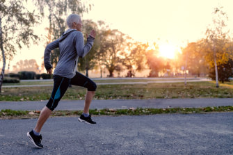 """Masters athletes represent """"the model of healthy ageing""""."""