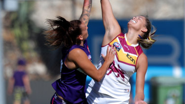 Disparity: The Dockers and their fellow Conference A sides are outperforming the Conference B Lions.