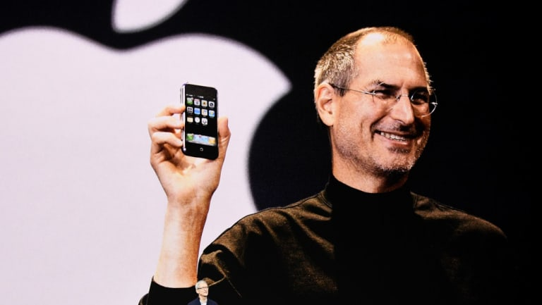 Steve Jobs was one of the early celebrity CEOs, but will ultimately be remembered as an innovator.