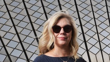 Director of the Antidote festival , Edwina Throsby