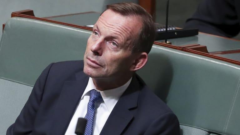Tony Abbott's agenda has ham-strung the Turnbull government.