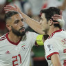 Iran set up China clash, Vietnam beat Jordan in penalty shootout