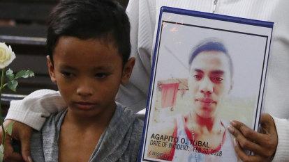 Innocent bystanders: children slaughtered in Duterte's drug war