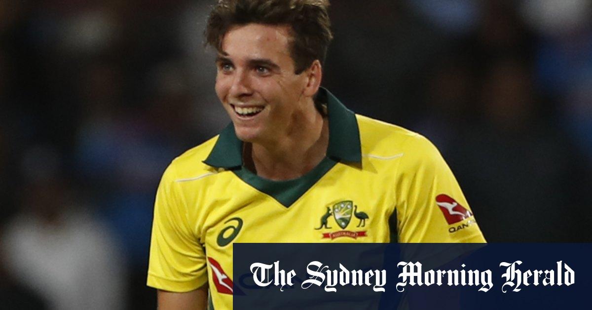 'Wave of nauseousness': How Richardson joined IPL millionaires club - Sydney Morning Herald