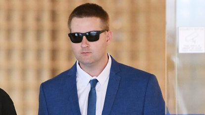 Policeman accused of neglecting duty over sexual predator did what was required, court told