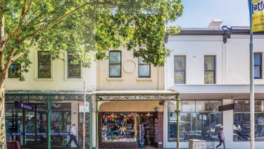 283 Lygon Street is expected to fetch more than $1 million.