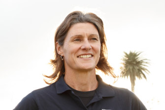 Cheryl Salisbury will be inducted into the Sport Australia Hall of Fame next month.