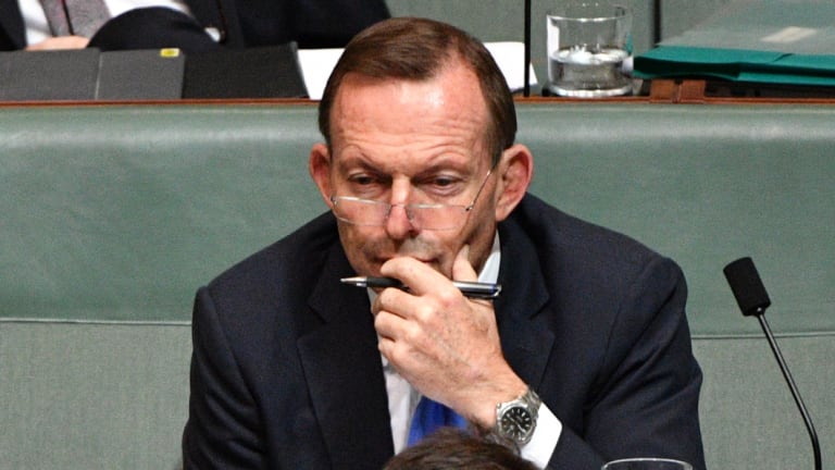 Former prime minister Tony Abbott is a director of the Ramsay Centre.