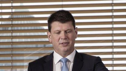 AGL boss's bizarre exit leaves corporate strategy in turmoil