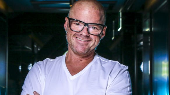 My eye-popping $834 lunch with Heston Blumenthal