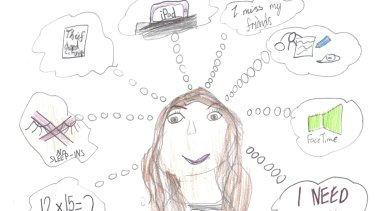 Lola Christopoulos, 11, from Drummoyne.