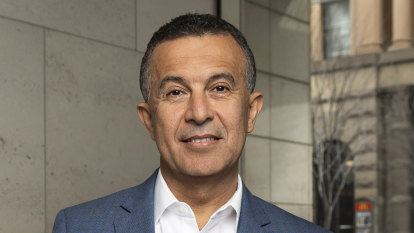 Ex-SBS boss Michael Ebeid exits Telstra amid executive shake-up