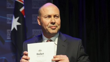 Treasurer Josh Frydenberg signalled seven months ago what the budget strategy would be.