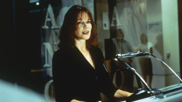 Director Ray Lawrence was criticised for hiring American actress Barbara Hershey, who was cast after a well-known Australian actress dropped out.