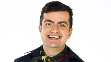 Former politician Sam Dastyari.
