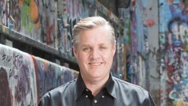 Blackmagic Designs CEO Grant Petty