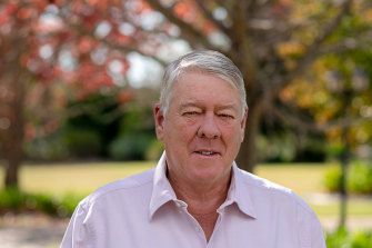 John Wagner wants to build a 1000-bed quarantine facility in Toowoomba.