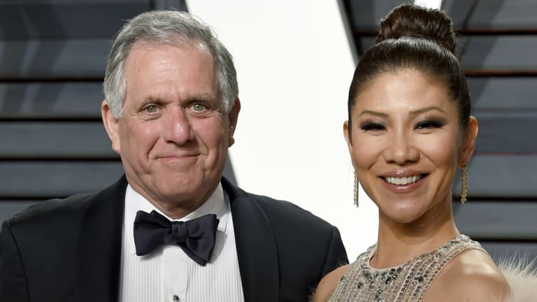 Julie Chen has gone on leave from The Talk after her husband Les Moonves stepped down.