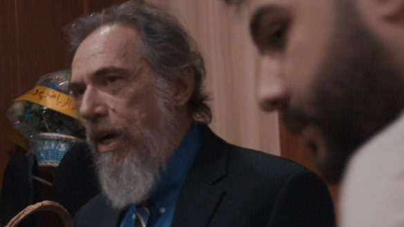 Larry Charles unpacks the legacy of war in dangerous new Netflix comedy