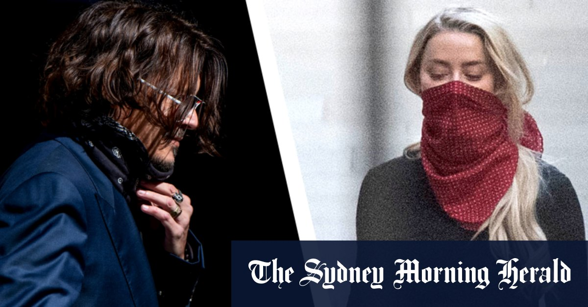 Depp assaulted Heard in Gold Coast mansion judge rules in 'libel trial of the century' – Sydney Morning Herald