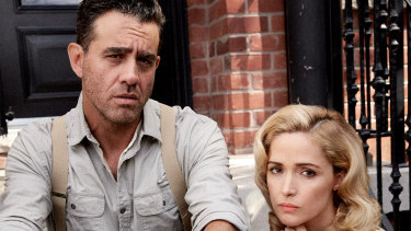 Real-life partners Rose Byrne and Bobby Cannavale make their Sydney stage debut as a couple in the Arthur Miller play of the American dream gone wrong.