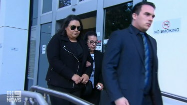 The mother and daughter were sentenced at Bankstown Local Court.