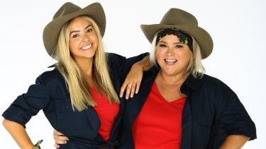 Former Gogglebox Australia stars Angie Kent and Yvie Jones have been announced as the first I'm A Celebrity ... Get Me Out Of Here! contestants for 2019.