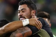 Andrew Fifita will miss the Tonga Test against New Zealand as well as two matches for the Sharks.