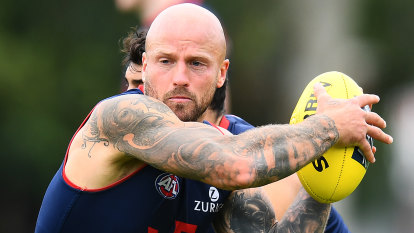 Seven up: Demons swing changes for crucial Dockers clash